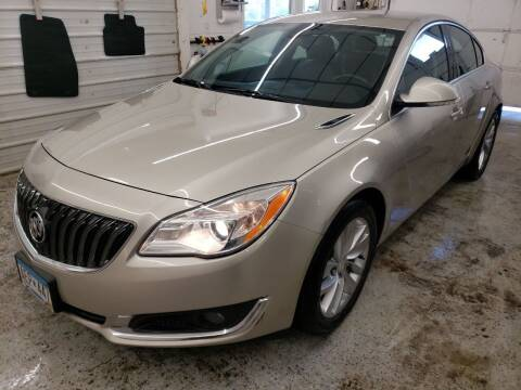2016 Buick Regal for sale at Jem Auto Sales in Anoka MN