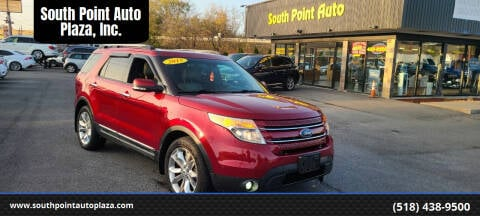 2015 Ford Explorer for sale at South Point Auto Plaza, Inc. in Albany NY