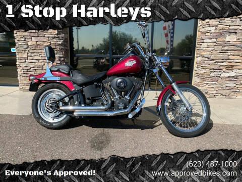 2004 HarleyDavidson  NightTrain  for sale at 1 Stop Harleys in Peoria AZ