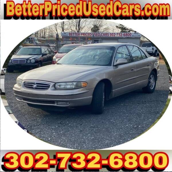 1999 Buick Regal for sale at Better Priced Used Cars in Frankford DE