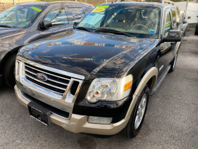 2008 Ford Explorer for sale at Middle Village Motors in Middle Village NY