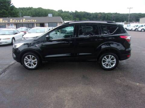 2018 Ford Escape for sale at Welkes Auto Sales & Service in Eau Claire WI