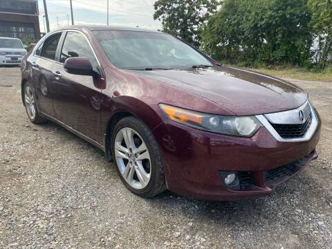 2010 Acura TSX for sale at Philadelphia Public Auto Auction in Philadelphia PA