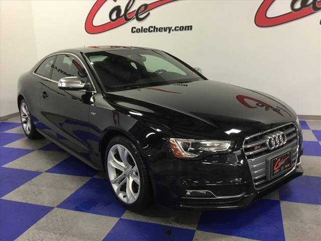 2016 Audi S5 for sale at Cole Chevy Pre-Owned in Bluefield WV
