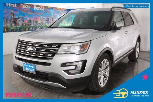 2016 Ford Explorer for sale in Austin, TX