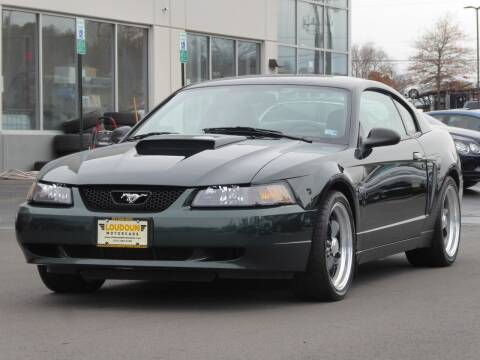 2001 Ford Mustang for sale at Loudoun Used Cars - LOUDOUN MOTOR CARS in Chantilly VA
