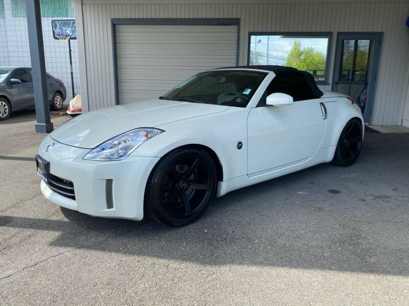 2006 Nissan 350Z for sale at Vista Auto Sales in Lakewood WA