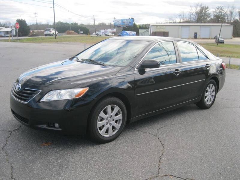 2007 Toyota Camry for sale at Catawba Valley Motors in Hickory NC