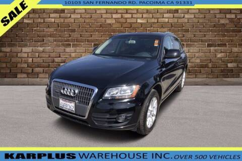 2012 Audi Q5 for sale at Karplus Warehouse in Pacoima CA