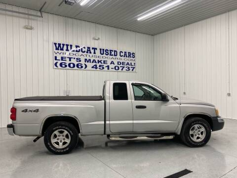 2005 Dodge Dakota for sale at Wildcat Used Cars in Somerset KY