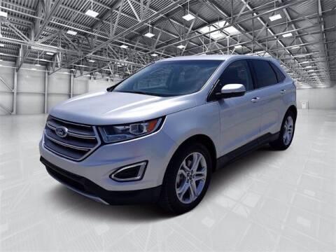 2017 Ford Edge for sale at Camelback Volkswagen Subaru in Phoenix AZ