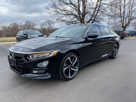 2018 Honda Accord for sale at VK Auto Imports in Wheeling IL