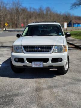2004 Ford Explorer for sale at Beaver Lake Auto in Franklin NJ