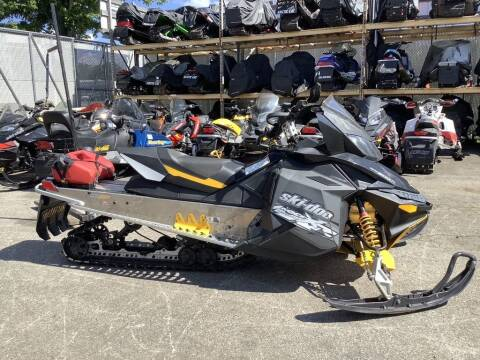 2009 Ski-Doo MX Z Renegade X 800R Power T.E for sale at Road Track and Trail in Big Bend WI