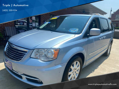 2013 Chrysler Town and Country for sale at Triple J Automotive in Erwin TN