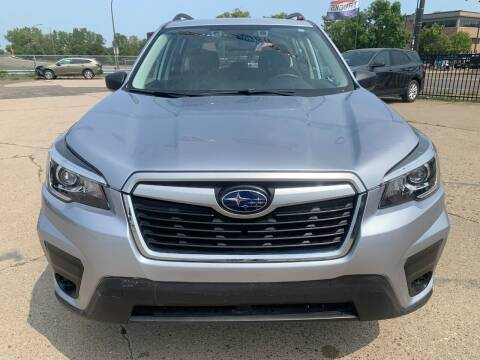 2020 Subaru Forester for sale at Minuteman Auto Sales in Saint Paul MN