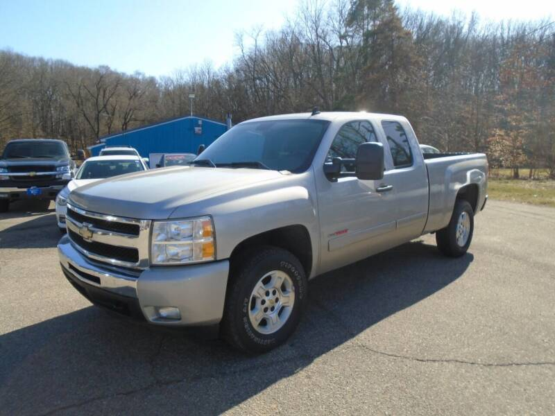 2008 Chevrolet Silverado 1500 for sale at Michigan Auto Sales in Kalamazoo MI