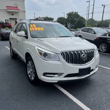 2014 Buick Enclave for sale at Auto Bella Inc. in Clayton NC