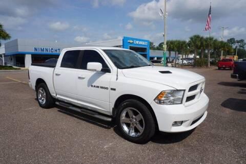 2012 RAM Ram Pickup 1500 for sale at WinWithCraig.com in Jacksonville FL