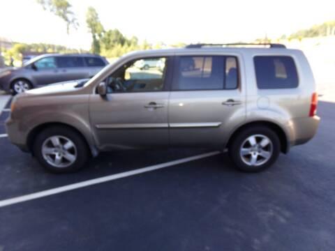 2010 Honda Pilot for sale at West End Auto Sales LLC in Richmond VA