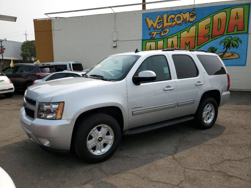 2014 Chevrolet Tahoe for sale at Imports Auto Sales & Service in Alameda CA