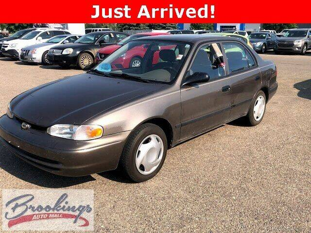 2000 Chevrolet Prizm for sale in Brookings, SD