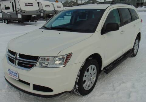 2018 Dodge Journey for sale at Dependable Used Cars in Anchorage AK