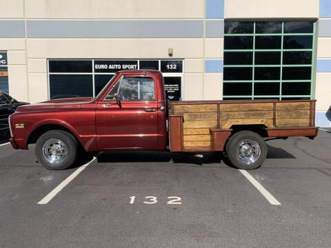 1969 CHEVORLET C10 for sale at Euro Auto Sport in Chantilly VA