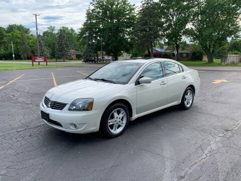 2007 Mitsubishi Galant for sale at Dittmar Auto Dealer LLC in Dayton OH