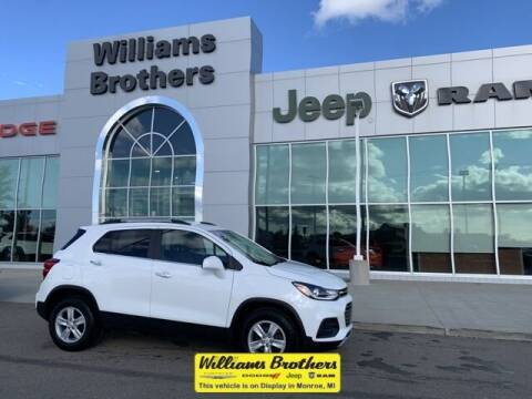 2017 Chevrolet Trax for sale at Williams Brothers - Pre-Owned Monroe in Monroe MI