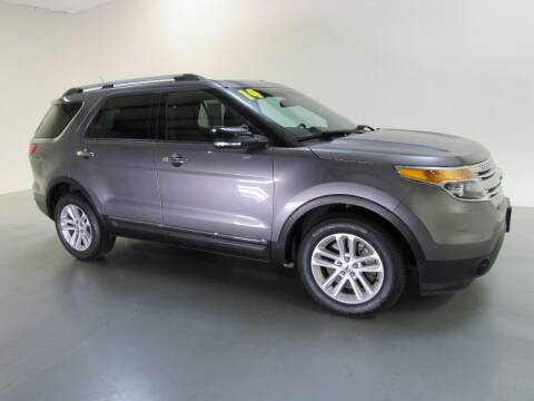 2014 Ford Explorer for sale at Salinausedcars.com in Salina KS