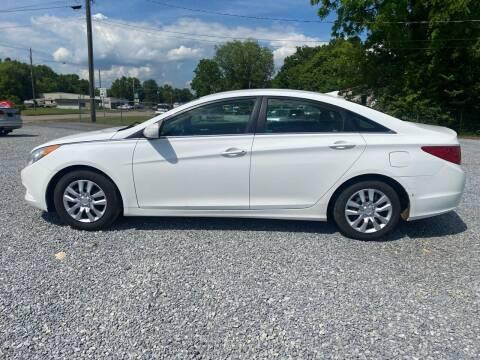 2012 Hyundai Sonata for sale at Tennessee Motors in Elizabethton TN