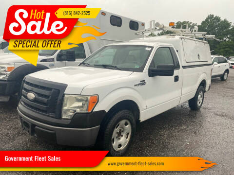 2009 Ford F-150 for sale at Government Fleet Sales in Kansas City MO