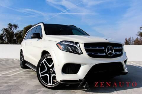 2018 Mercedes-Benz GLS for sale at Zen Auto Sales in Sacramento CA