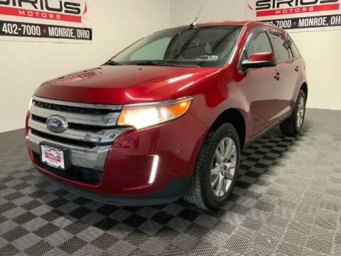 2013 Ford Edge for sale at SIRIUS MOTORS INC in Monroe OH