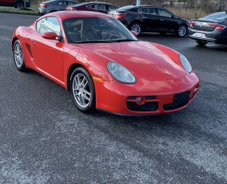 2007 Porsche Cayman for sale at Trocci's Auto Sales in West Pittsburg PA