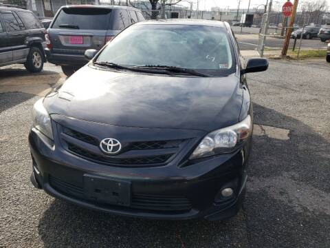 2013 Toyota Corolla for sale at Jimmys Auto INC in Washington DC