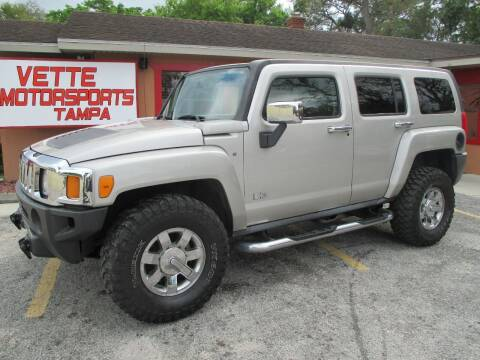 2007 HUMMER H3 for sale at Auto Liquidators of Tampa in Tampa FL