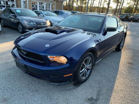 2011 Ford Mustang for sale at Philip Motors Inc in Snellville GA