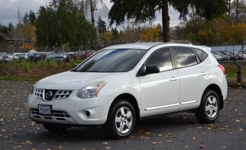 2012 Nissan Rogue for sale at Skyline Motors Auto Sales in Tacoma WA