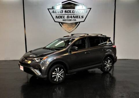 2018 Toyota RAV4 for sale at Noel Daniels Motor Company in Ridgeland MS