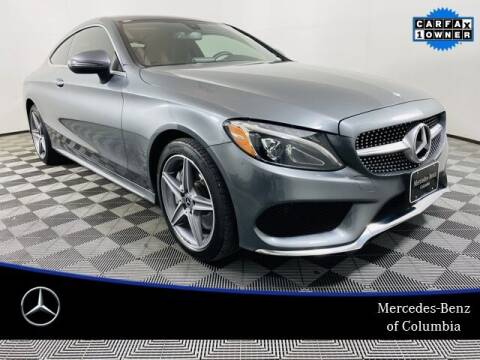 2017 Mercedes-Benz C-Class for sale at Preowned of Columbia in Columbia MO