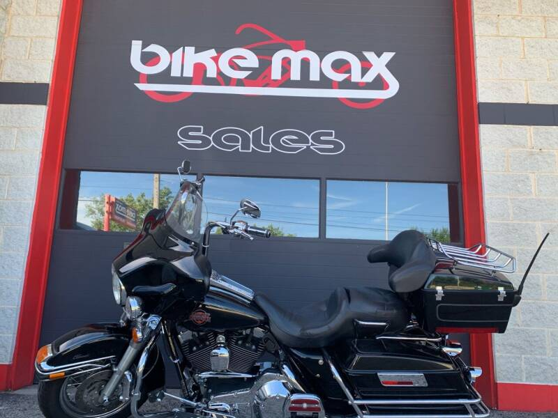 2004 Harley Davidson Electra Glide Classic for sale at BIKEMAX, LLC in Palos Hills IL