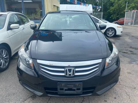 2012 Honda Accord for sale at Polonia Auto Sales and Service in Hyde Park MA