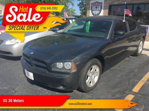 2007 Dodge Charger for sale at US 30 Motors in Merrillville IN