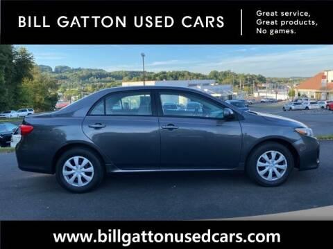 2011 Toyota Corolla for sale at Bill Gatton Used Cars in Johnson City TN