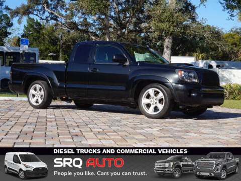 2007 Toyota Tacoma for sale at SRQ Auto LLC in Bradenton FL