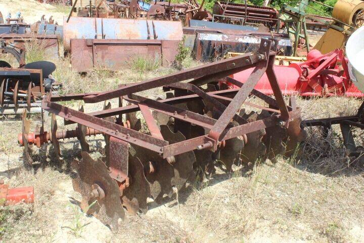 3 Point Disc Harrows for sale at Vehicle Network - Joe's Tractor Sales in Thomasville NC