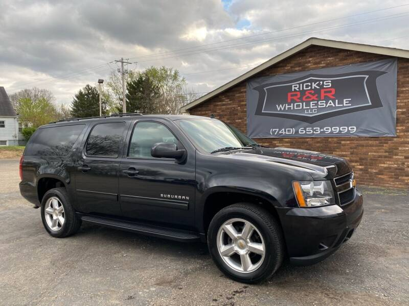 2012 Chevrolet Suburban for sale at Rick's R & R Wholesale, LLC in Lancaster OH