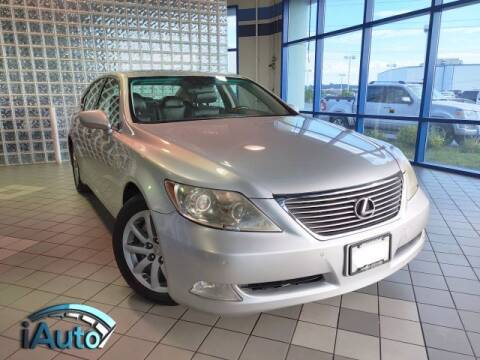 2009 Lexus LS 460 for sale at iAuto in Cincinnati OH